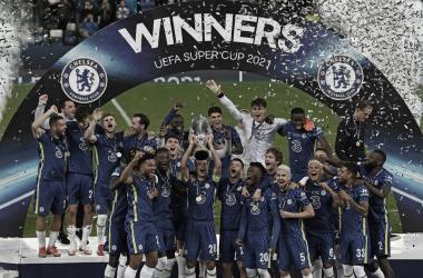 Chelsea - Villarreal: puntuaciones del Chelsea en la final de la Supercopa 2021