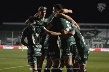 Foto: Prensa Sarmiento