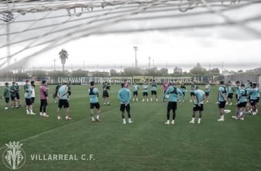 Preparados para la final de la Supercopa
