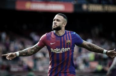 FC Barcelona vs Getafe    (2-1): Memphis marca la diferencia
