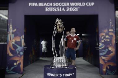 Unión Rusa de Fútbol, campeona del mundo de fútbol playa
