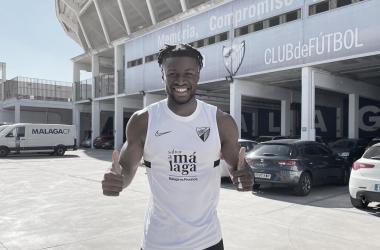 La pantera ya está en Málaga