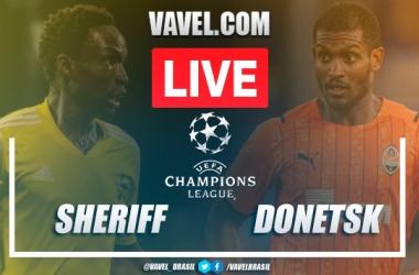 Gols e Melhores Momentos de Sheriff x Shakhtar Donetsk (2-0)