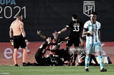 Final- Copa Liga Profesional- Colón 3- Racing 0