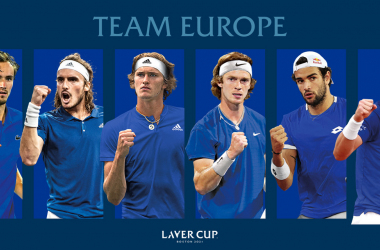 2021 Laver Cup: Full teams announced as Team Europe looks to four-peat