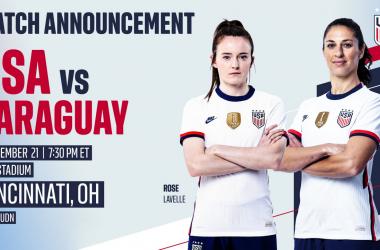 Resumen y mejores momentos del Estados Unidos 8-0 Paraguay