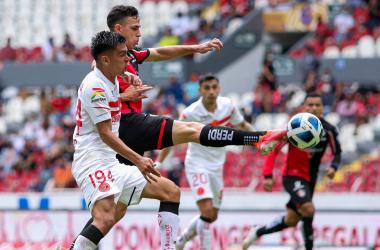 Atlas y Toluca no se hacen daño en fin de fecha doble