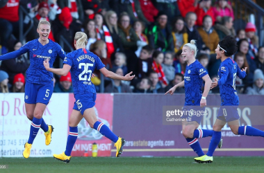 WSL Week 13: Chelsea's squad depth shown; Rachel Furness inspires Liverpool & Everton on the up
