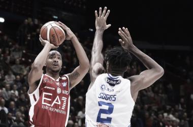 LegaBasket Serie A - Milano vince in scioltezza, Brindisi ancora a secco