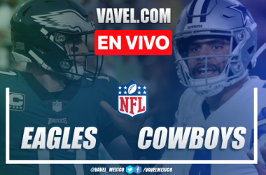 Resumen y touchdowns: Eagles 10-37 Cowboys en NFL 2019