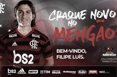 (Foto: Reprodução/ Flamengo)
