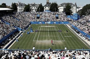 The tennis in Eastbourne kicks off June 18 - June 25 / LTA