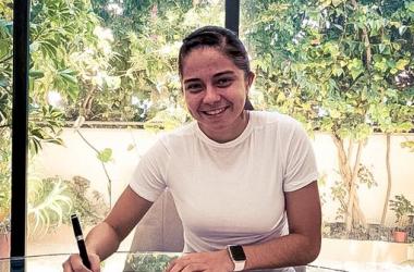 Dalia Molina, nueva jugadora del América Femenil