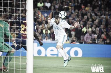 Imagen de uno de los últimos partidos disputados entre el Fútbol Club Barcelona y el Real Madrid Club de Fútbol en el Camp Nou | Foto de Noelia Déniz, VAVEL