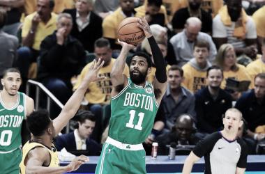 Celtics vencem Pacers novamente e ficam próximos das semifinais da conferência leste