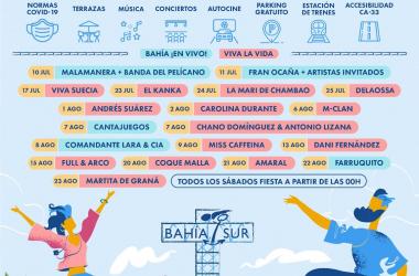 """El Festival """"Viva La Vida"""" llega también a San Fernando este verano"""