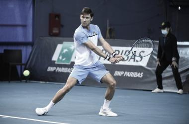 Khachanov e Tsitsipas são surpreendidos nas quartas do ATP 250 de Marseille
