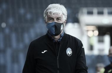 Gasperini comemora atuação da Atalanta em goleada no retorno da Serie A
