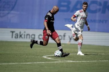 DC United se encomienda a Higuain