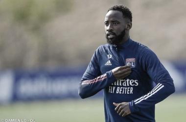 Moussa Dembèlè, nueva incorporación del cuadro colchonero. / Twitter: Moussa Dembèlè oficial