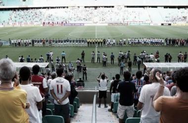 Com gol de Marcelo Moreno, Cruzeiro estreia com vitória sobre o Bahia