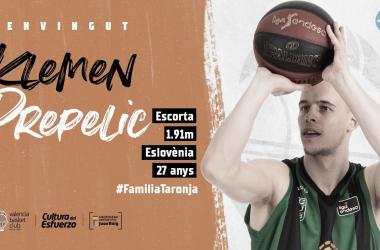 Valencia Basket incorpora a Prepelic, máximo anotador de la ACB 19/20