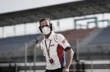 Alberto Puig, Team Manager del Repsol Honda / Fuente: motogp.com