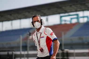 Alberto Puig, director deportivo - Repsol Honda Team. FOTO: Motogp.com