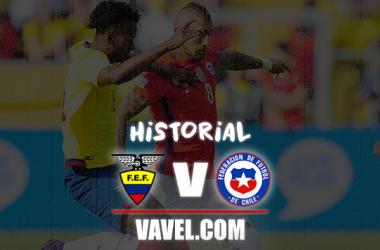 Historial Ecuador vs Chile: La 'roja' se impone ante la 'tricolor'