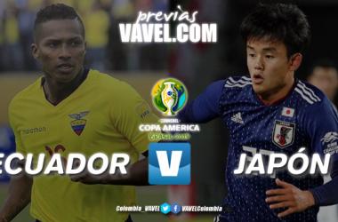 Previa Ecuador vs Japón: duelo por la clasificación