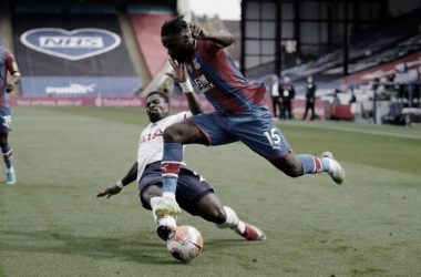 Tottenham cede empate aoCrystal Palace, mas garante vaga na Europa League
