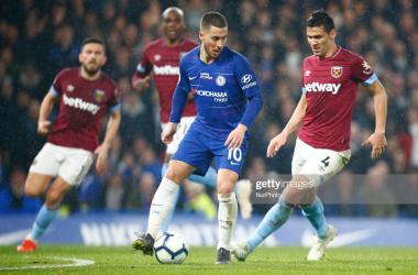 The Warm Down: Hazard fires Chelsea into third