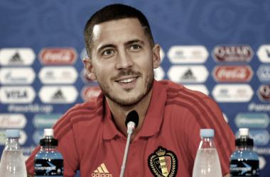 Eden Hazard | Foto: Selección Bélgica