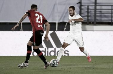 Resumen de la primera temporada de Hazard en el Madrid