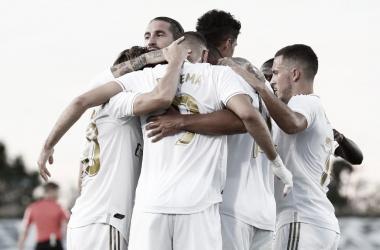 Festa na capital! Real Madrid bate Villarreal e fatura o 34º título de LaLiga