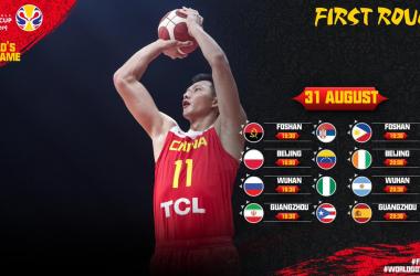 Basket Mondiali Cina 2019 FIBA prima giornata-Volano Serbia e Spagna