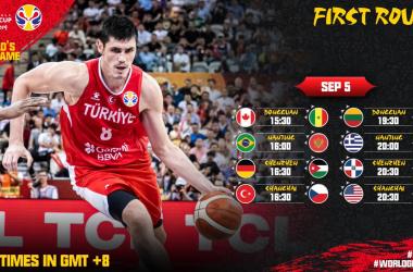 Basket Mondiali FIBA Cina 2019- I verdetti dei secondi gironi