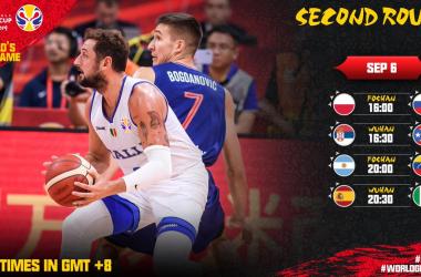 Basket Mondiali Cina 2019- Serbia ai quarti con la Polonia