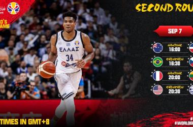 Basket Mondiali Cina 2019- USA e Australia staccano il pass per i quarti