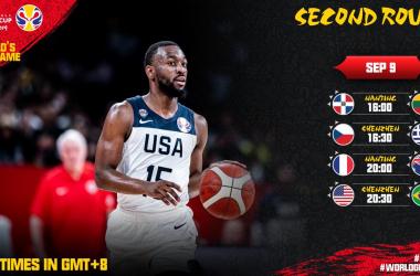 Basket FIBA Cina 2019 Mondiali- Oltre gli States, quarti per Australia,Francia e la Repubblica Ceca