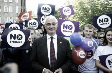 "Edinburgh vote ""No"" in Scottish Referendum"