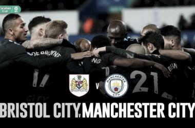 Previa Bristol City - Manchester City: unos a por la gloria y otros a por el título