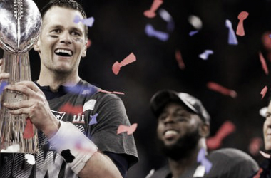 Tom Brady y Bill Belichick buscan su sexto trofeo de la Super Bowl. Foto: Patriots.