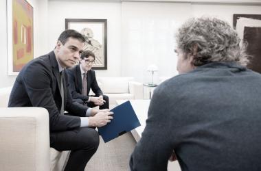 Pedro Sánchez detalla el plan de desescalada