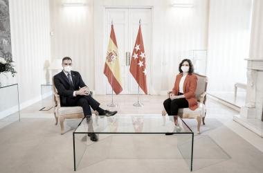 El Gobierno planea intervenir en Madrid