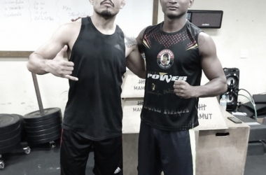 José Aldo leva pupilo ao Boxing For You 6