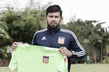 Edixon González es el nuevo refuerzo del Carabobo FC