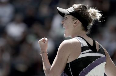 Svitolina despacha Konta e é primeira semifinalista do US Open