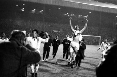 La vuelta olímpica más recordada del fútbol mundial | Foto: Archivo Web