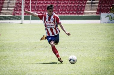 Erickson Gallardo / Foto: Estudiantes de Mérida Web